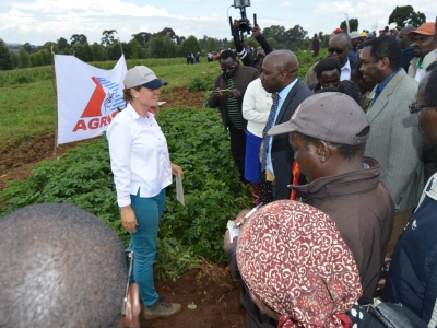 South rift region potato fair1