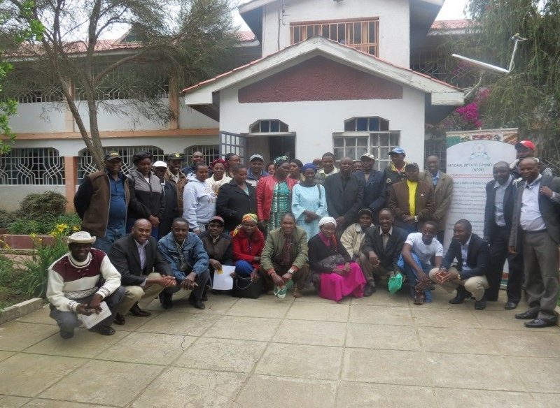 NPCK – National Potato council of Kenya